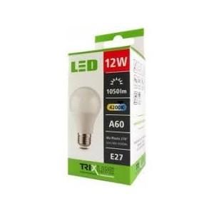 Žárovka LED 12W, 4200K, TRIXLINE, 8595159816944