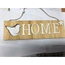 Cedulka HOME závěs, 5902388453629