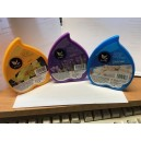 Osvěžovač vzduchu 150g, mix, gelový, Ardor, 5060411611894