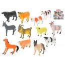 Zvířátka farma 10-14cm 12ks v DBX, 8592117507975